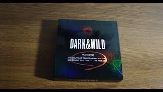 [UNBOXING] BTS/Bangtan Boys- Dark & Wild (Vol. 1)