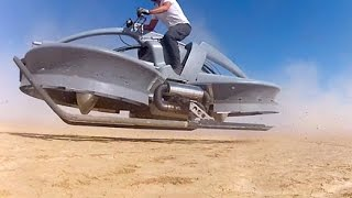 getlinkyoutube.com-Hoverboard Hoverbike Technology Is Coming ?