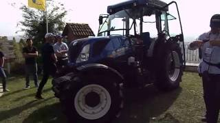 getlinkyoutube.com-New Holland T4 110 F - FINALISTA TACTOR OF THE YEAR BEST OF SPECIALIZED 2017