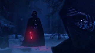getlinkyoutube.com-Kylo Ren vs Darth Vader Teaser (Star Wars Fan-Film)