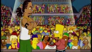 getlinkyoutube.com-Los Simpson Rap Bart vs Alcatraz Latino Original