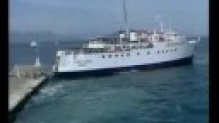 getlinkyoutube.com-Ferries in Greece