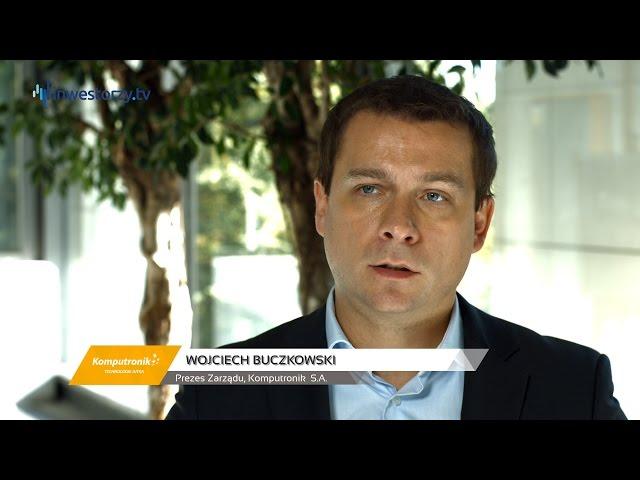Komputronik S.A., Wojciech Buczkowski - Prezes Zarządu, #10 PREZENTACJE WYNIKÓW