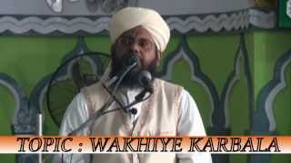 getlinkyoutube.com-Wakhiye Karbala By Mufti Syed Ziauddin Naqshbandi