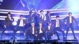 181020 워너원(Wanna One) Full Ver. (켜줘 + 활활 + 에너제틱) [BOF원아시아페스티벌] 4K 직캠 By 비몽