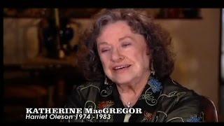 getlinkyoutube.com-Katherine MacGregor Little House interview Pt. 1