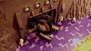 getlinkyoutube.com-Lego Star Wars MOC -  Lola Sayu Droid Base