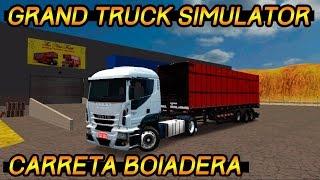 Grand Truck Simulator- Iveco - Carreta Boiadeira