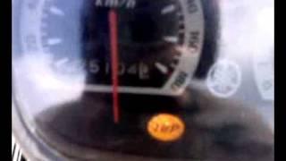 getlinkyoutube.com-The power of YAMAHA 125ZR-220km/h