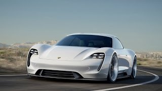 getlinkyoutube.com-Porsche Mission E concept revealed at Frankfurt IAA 2015