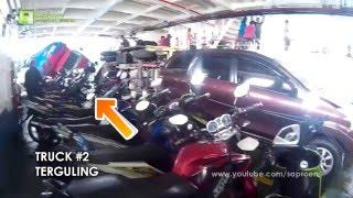 getlinkyoutube.com-DITERJANG BADAI: Perjalanan Kapal Feri dari Namlea, P. Buru ke Ambon