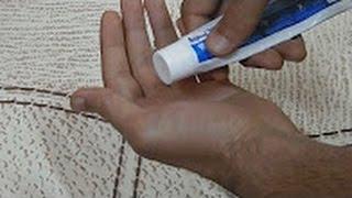 getlinkyoutube.com-اختبار  الحمل المنزلي باستخدام معجون الأسنان  دون اللجوء لشراء تحليل الحمل المنزلي