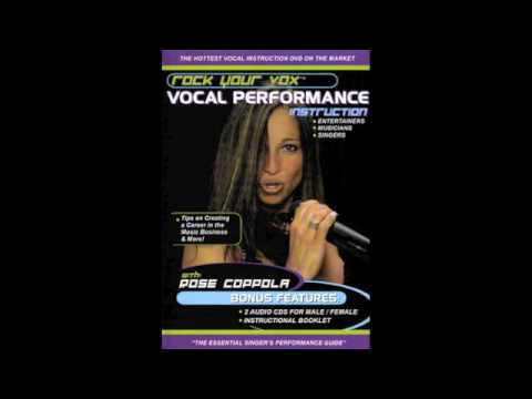 Rock Your Vox - Male Vocal Exercise 1