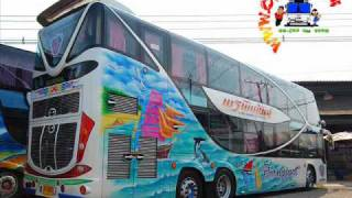 getlinkyoutube.com-รถบัสเมืองไทย - Bus and dance of www.ok-bus.com