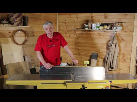 Promotional video showing the 1285 Jointer in use Youtube Thumbnail