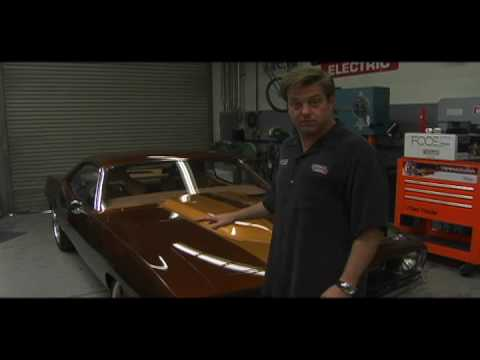 Show us your shop - Chip Foose