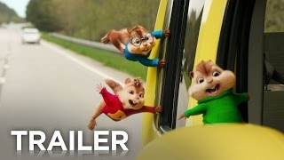 getlinkyoutube.com-Alvin and the Chipmunks: The Road Chip | Official Trailer [HD]
