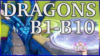 getlinkyoutube.com-Summoners War: Ultimate Dragons Lair Guide B1,B2,B3,B4,B5,B6,B7,B8,B9,B10