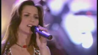 getlinkyoutube.com-Shania Twain - Thank You Baby! (Live in Chicago - 2003)