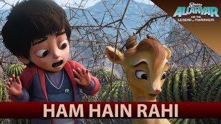Ham Hain Rahi   Gluco Allahyar And The Legend Of Markhor
