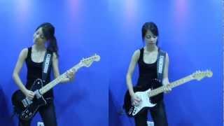 getlinkyoutube.com-Juliana Vieira: Still Into You - Paramore (New Song) + SOLO