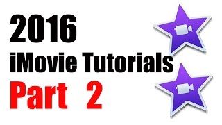 getlinkyoutube.com-2. How to OPEN / SAVE Projects iMovie 10.1 (2016)