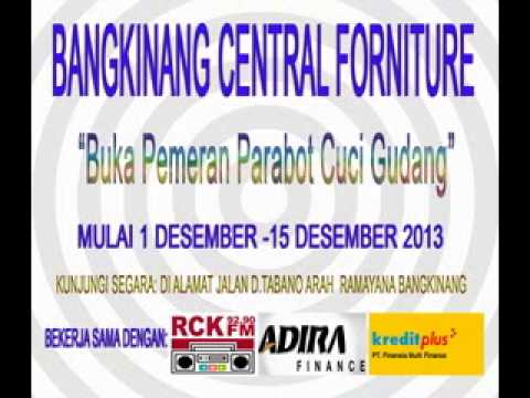 BANGKINANG CENTRAL FORNITURE