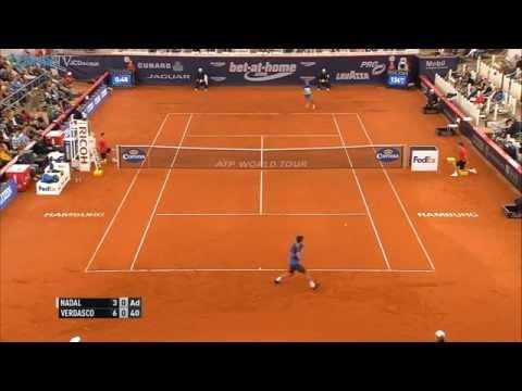 Verdasco Out Thinks Nadal In Hamburg Hot Shot