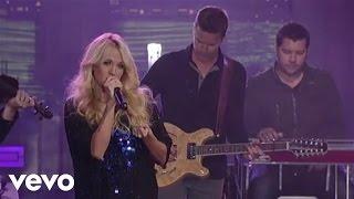 getlinkyoutube.com-Carrie Underwood - All American Girl (Live on Letterman)