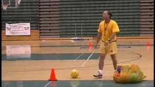 getlinkyoutube.com-Learn a new game for PE Class.