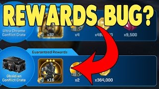 Star Wars Commander REWARDS BUG ?? + WAR TIME !! | SWC Empire # 174