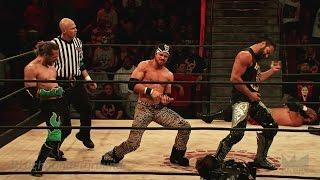 getlinkyoutube.com-Lucha Underground: Worldwide Underground vs. These Guys - TRIOS TITLE MATCH