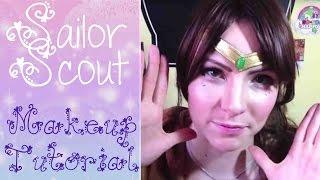 Sailor Scout Cosplay Makeup Tutorial