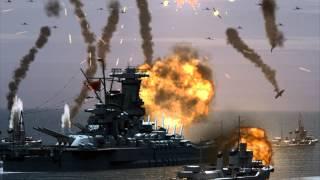 [PS3]太平洋の嵐~戦艦大和、暁に出撃す!~ オープニングムービー