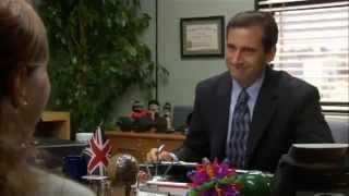 getlinkyoutube.com-The Office Season 2 Bloopers