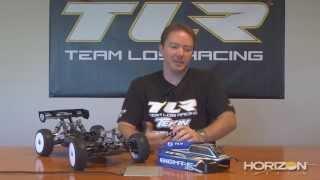 getlinkyoutube.com-HorizonHobby.com Preview - Team Losi Racing™ 8IGHT-E™ 3.0