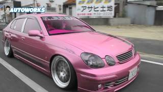 getlinkyoutube.com-K Break Toyota Aristo & Lexus LS460