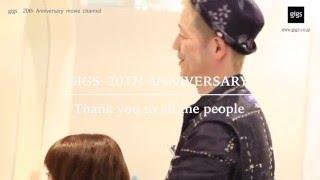 getlinkyoutube.com-【gigs】20周年の感謝の気持ちを込めて