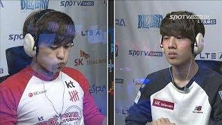 getlinkyoutube.com-[프로리그2014] 이영호(KT) vs 정윤종(SKT1) 3세트 아웃복서 -EsportsTV, 프로리그2014