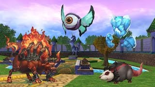 Wizard101: Spring 2017 Test Realm SOON - Monstrology, ALL 118 Pets