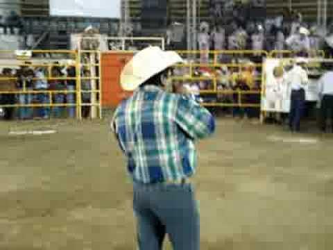 1er Torneo Nacional de Toros de Reparo, Puebla 2008