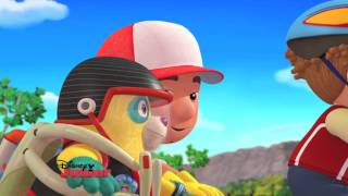 getlinkyoutube.com-Handy Manny and Special Agent OSO - The Manny with the Golden Bear