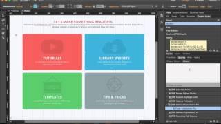 getlinkyoutube.com-Adobe Muse CC Tutorial | Rollover Transitioner Pro