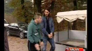 getlinkyoutube.com-Ritorno di Cassano a Milanello 21/11/11
