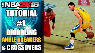 getlinkyoutube.com-NBA 2K16 Ultimate Dribbling Tutorial - How To Do Ankle Breakers & Killer Crossovers by ShakeDown2012