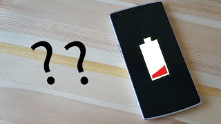 getlinkyoutube.com-Bad Battery Life on OnePlus One? [FIX]