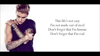 getlinkyoutube.com-Justin Bieber - I'll Show You (Lyrics)