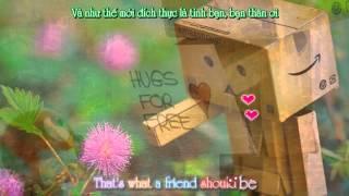 getlinkyoutube.com-[Vietsub+Kara] - Shining Friend - 2R - Robo Danbo Tập 1