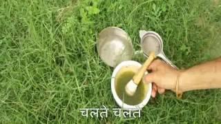 getlinkyoutube.com-हरा अमृत क्या है - इसको जरूर जाने और अपनाये | Green Ambrosia or Hara Amrit