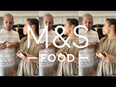 M&S Food | What's New this Summer | Rochelle Humes chooses her #MyMarksFave